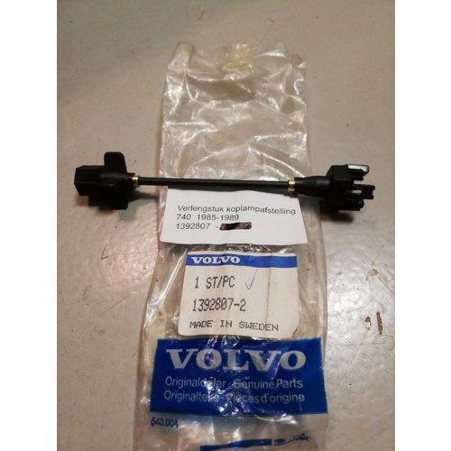 Extension headlight adjustment 1392807 NOS '85 -'89 Volvo 740