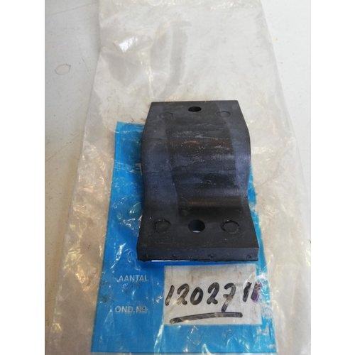 Rubber spacer bumper 1202711 NOS '75 -'80 Volvo 240, 260
