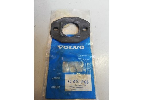 Rubber plate bumper support 1203196 NOS '75 -'80 Volvo 240