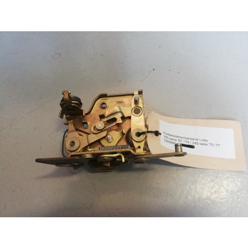Door lock mechanism LH 1202680 NOS up to and including model year '77 Volvo 140, 240