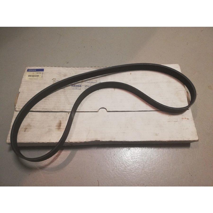 Poly V-belt PK 1136 mm 6 ribs 8642479 NOS Volvo S40, V40