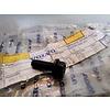 Hexagon flange screw bolt 985133 M7 NOS Volvo 850, 960, C30, C70, S40, S60, S70, S80, S90, V40, V50, V60, V70, XC60, XC70, XC90