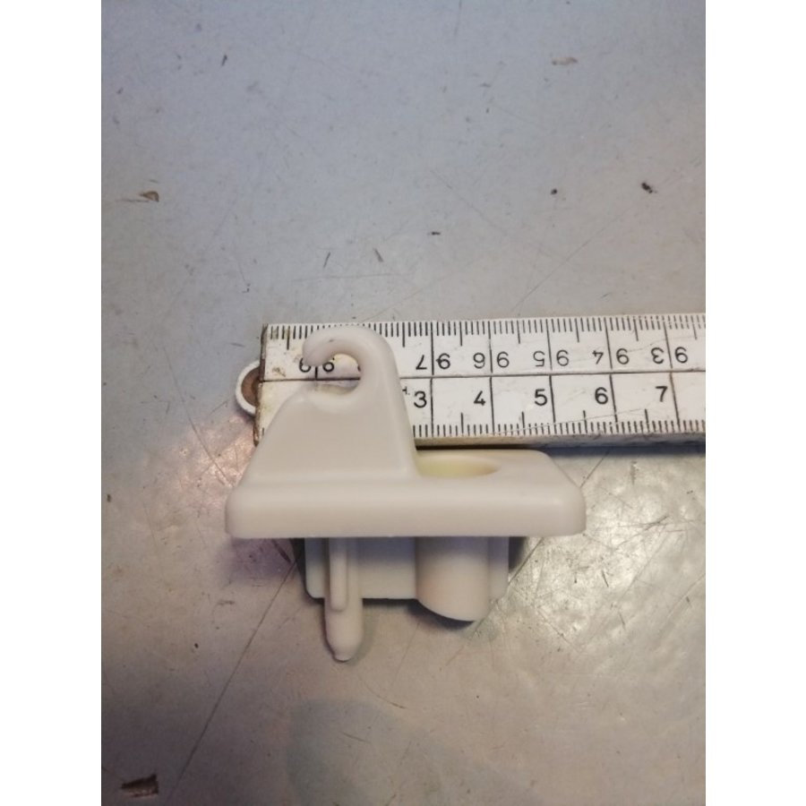 Clip sun visor holder 1 screw 1360896 NOS Volvo 240, 260