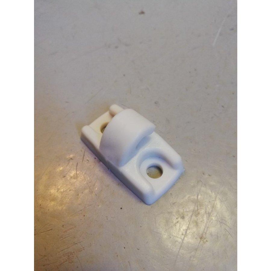 Clip sun visor holder 2 screws 1360894 NOS Volvo 240, 260