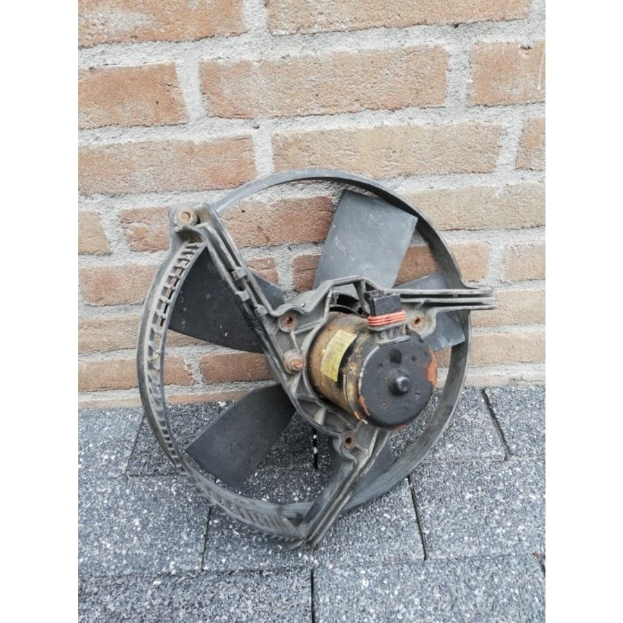 Cooling fan 3472710 from 1994- used Volvo 440, 460