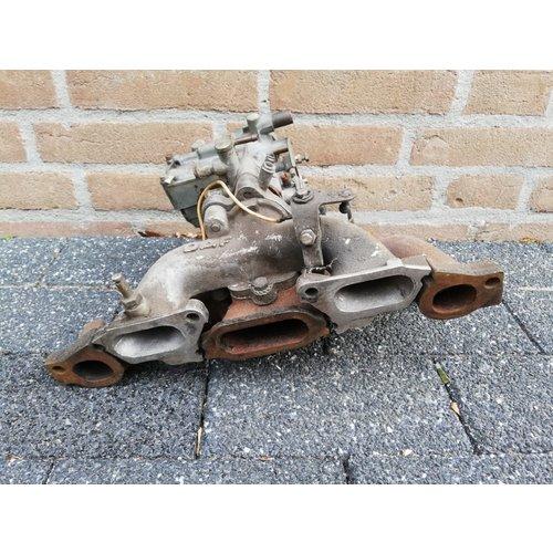 Spruitstuk met carburateur gebruikt DAF 66