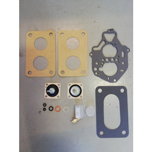Solex 34-34-Z11 carburettor overhaul kit B200 engine 1326408-0 NEW Volvo 360