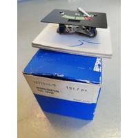 Brandstofmeter klokkenset instrumentenpaneel 3277514-0 NOS Volvo 343, 345