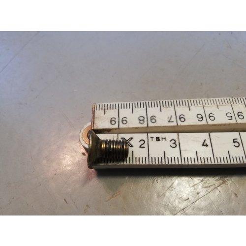 Screw pickguard door lock 947440-9 used Volvo 340, 360