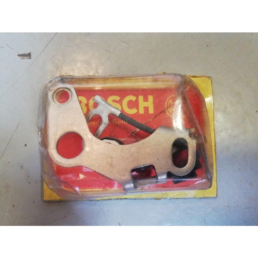 Contactpuntset ontsteking Bosch 1237013027 NOS Volvo 544, P121, P221, P210F, P144, 544 sport, 221, 222 serie