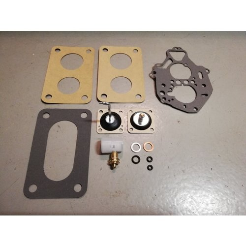 Solex carburetor overhaul kit B172 engine 3343832 Volvo 340, 440