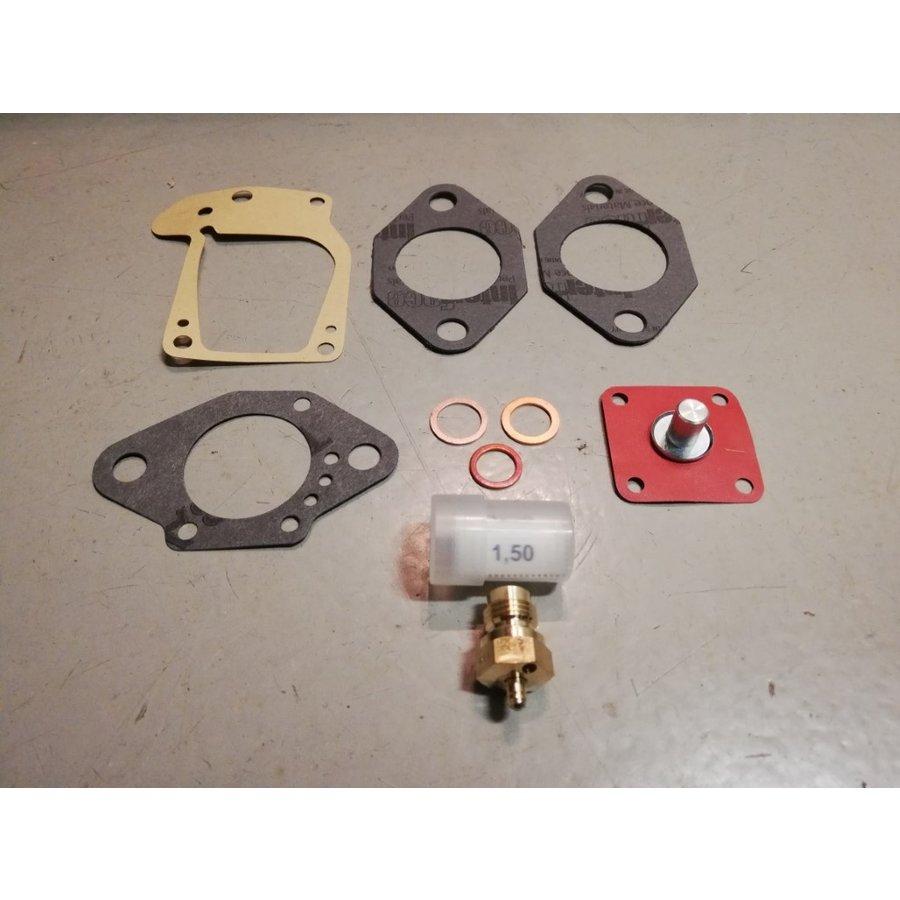 Carburettor revision kit solex 32 EHSA 660001 NEW Volvo 66