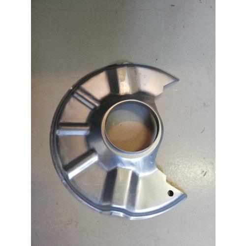 Anchor plate front wheel LH / RH 3472526 NEW Volvo 440, 460, 480