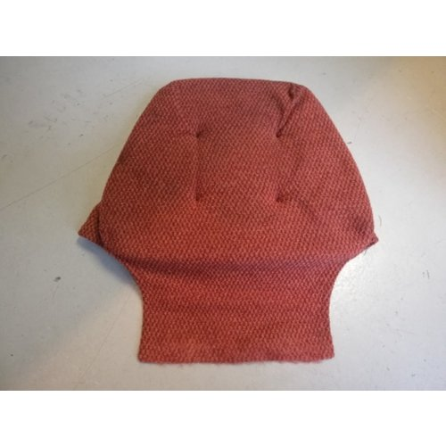 Headrest cushion Red interior 284683-0 NOS Volvo 340, 360