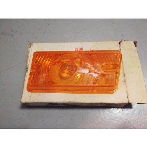 Turn signal glass LH 3100009 NOS DAF 33