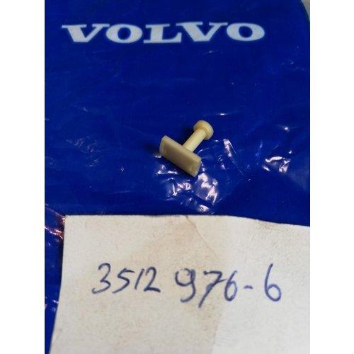 Clip radiator grille 3512976 NOS Volvo 850,  C70 (-2005), S70, V70, V70XC (-2000)