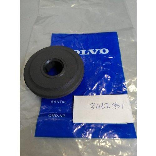 Ring bij knop lendensteun stoel 3462951 NOS vanaf '92 Volvo 440, 460