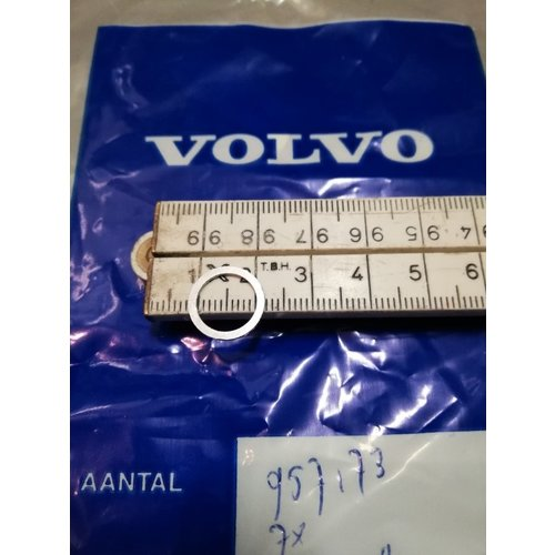 Retaining ring, packing ring 957173 NOS Volvo 240, 260, C70, S40, S60, S70, S80, V40, V70, V70 XC