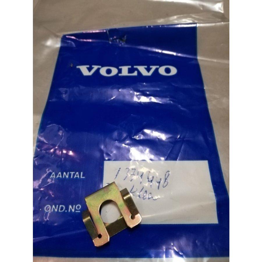 Clip raammechanisme 1334448 NOS Volvo Bus deurslot 1321511 NOS Volvo 240, 260, 740, 760, 780, 940, 940 SE, 960, S90, V90