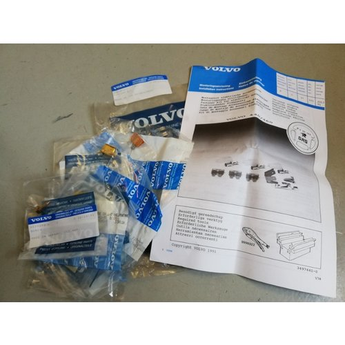 Installation kit electrical accessories 3344853 NOS Volvo 440, 460, 480 series