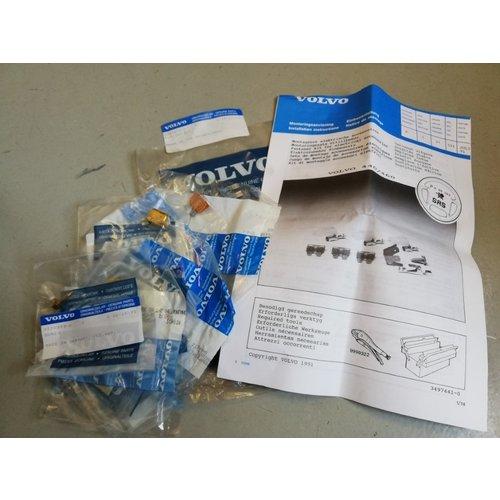 Montageset electrische accessoires 3344853 NOS Volvo 440, 460, 480-serie