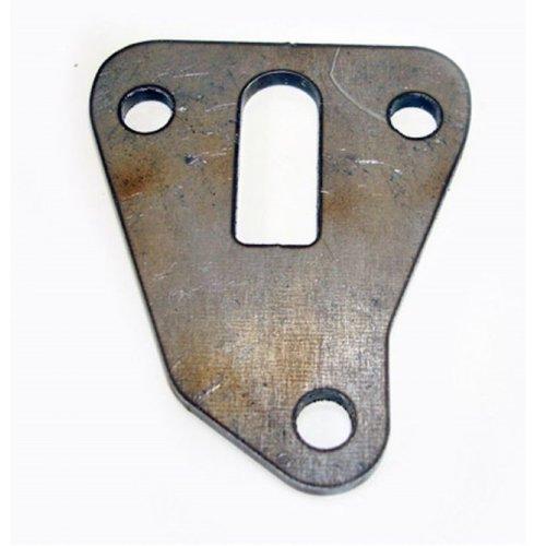 Flange metal for mech. fuel pump 3287865 Volvo 66, 340