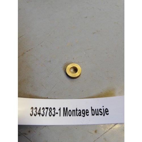Montagebus brandstof/temperatuurmeter 3343783 NOS Volvo 440, 460, 480-serie