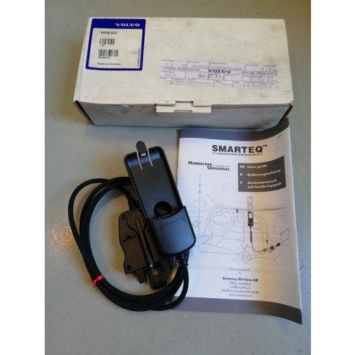 Hands-free phone holder 8698392 NOS Volvo C70, S40, V40, S60, S80, S70, V70, V70XC, XC90 series