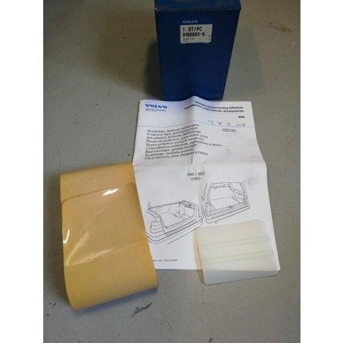 Bumper steenslagbescherming 9166850 NOS Volvo 940, 960 -serie