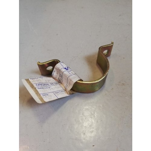 Bracket, exhaust down pipe 464616 NOS Volvo 240, 260
