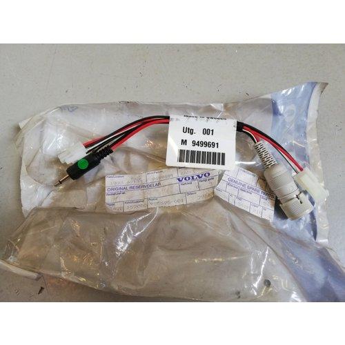 Kabel hands-free GSM 9499691 NOS Volvo C70, S40, S60, S70, S80, V40, V70, V70 XC, XC90 serie