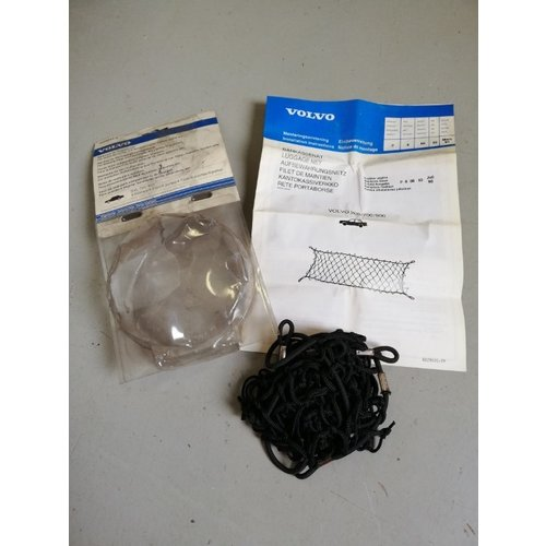Cargo net trunk 3529854 NOS Volvo 240, 260 series