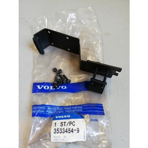 Mounting bracket, support GSM hands-free 3533454 NOS Volvo 940, 960 series