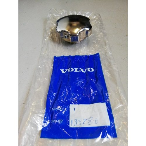 Motorolie vuldop B19/B200 motor 1378985-4 NOS Volvo 200, 300 serie