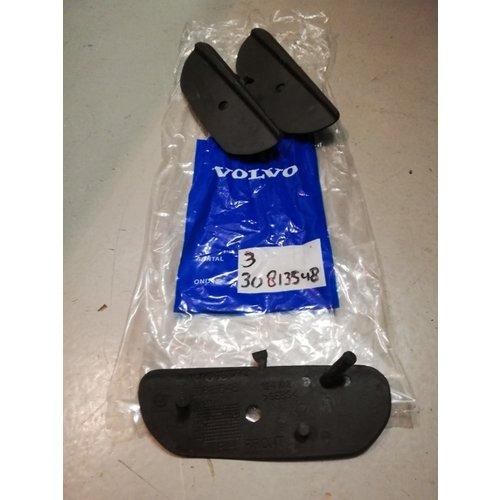 Rubber voet dakdrager 30813548 tot -2004 NOS Volvo S40, V40 serie