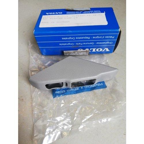 Kaart leeslamp dakhandgreep LH 3464411-2 NOS Volvo 440, 460