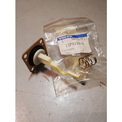 Diaphragm, membrane carburettor Solex 1270133 NOS Volvo 360