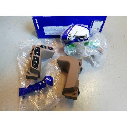 Knop stuurwiel radio bediening 8698315 NOS Volvo S80, V70, V70 XC