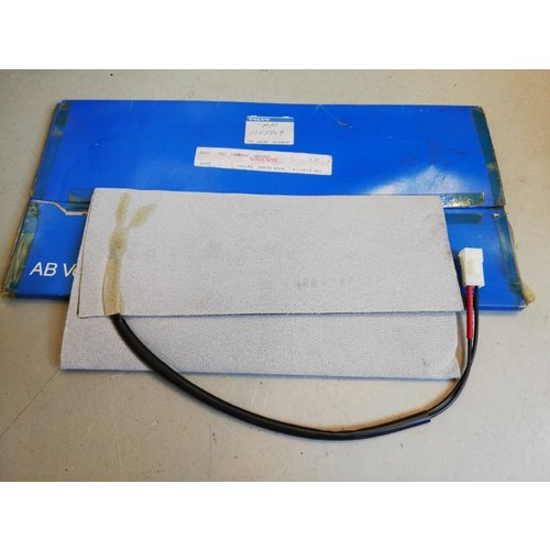 Seat heating element 3521778 NOS Volvo 240, 260