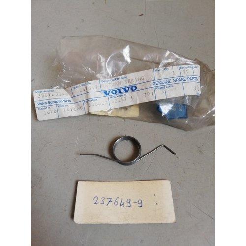 Spring throttle shaft 237649 NOS Volvo 240, 260