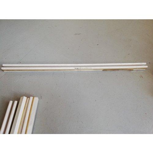 Window guide, door window guide strip 1211447 NOS Volvo 140, 164 series