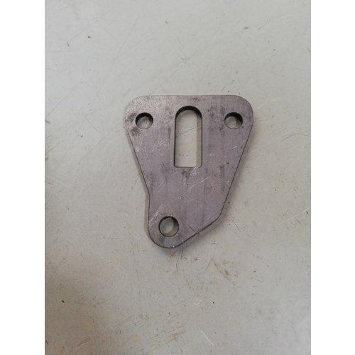 Flens metaal voor mech. brandstofpomp 3287865 Volvo 66, 340