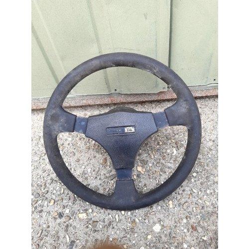 Steering wheel 'GL' Volvo 66 GL