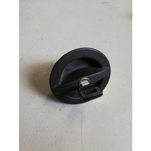 Tank cap lockable petrol 207264 NOS Volvo 340, 360