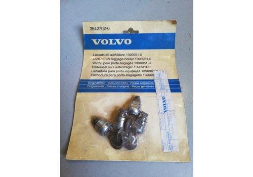 Slotset lastdrager, dakdrager 3542702 NOS Volvo 850