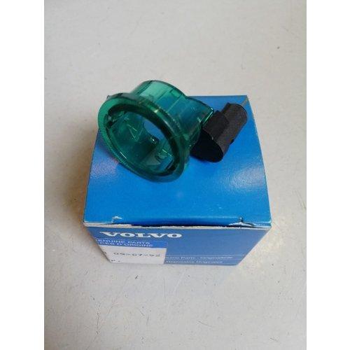 Cigarette lighter holder 3445368 NOS Volvo 340, 360, 440, 460, 480, S40, V40