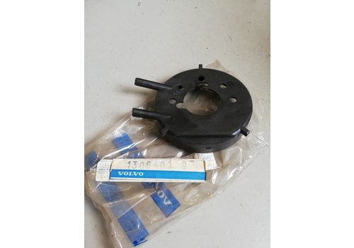 Adapter plate, connection plate air filter housing B17A, B19A, B21A, B23A engine 1306401 NOS Volvo 240