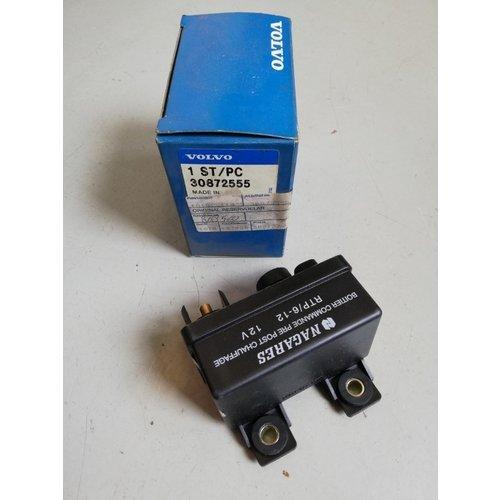 Relay, control unit 30872555 NOS Volvo S40, V40