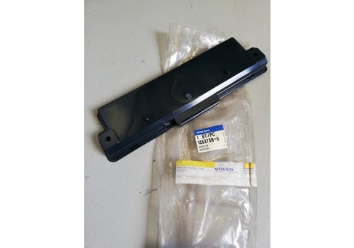 Cover boot trunk lid inside 1353756 NOS Volvo 740, 760, 940, 960, V90