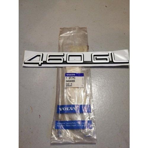 Embleem '460GL' 3454085 NOS Volvo 460